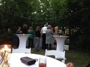 Oshkosh WI Reception Event Hickory Oaks Campground 01